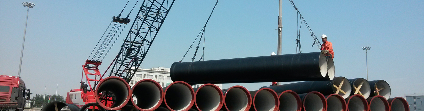 Ductile Iron Pipe Class K9
