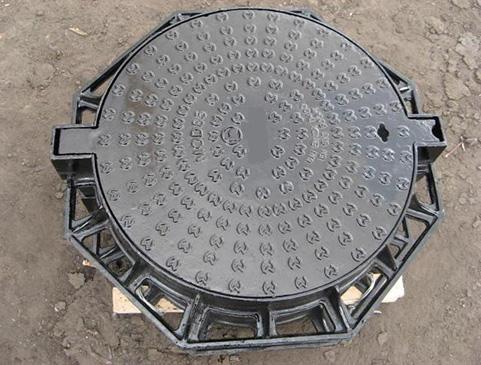 Manhole Covers EN124 Class A15