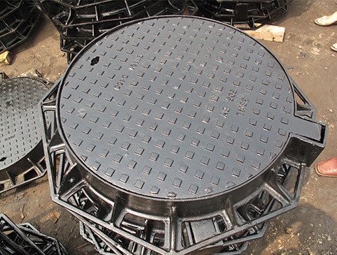 Manhole Covers EN124 Class B125