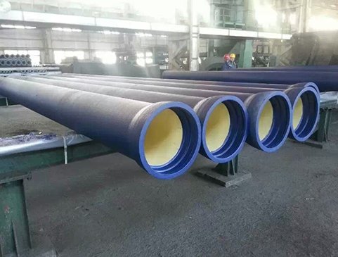 Ductile Iron Pipe(Tyton Joint or Push on Joint)